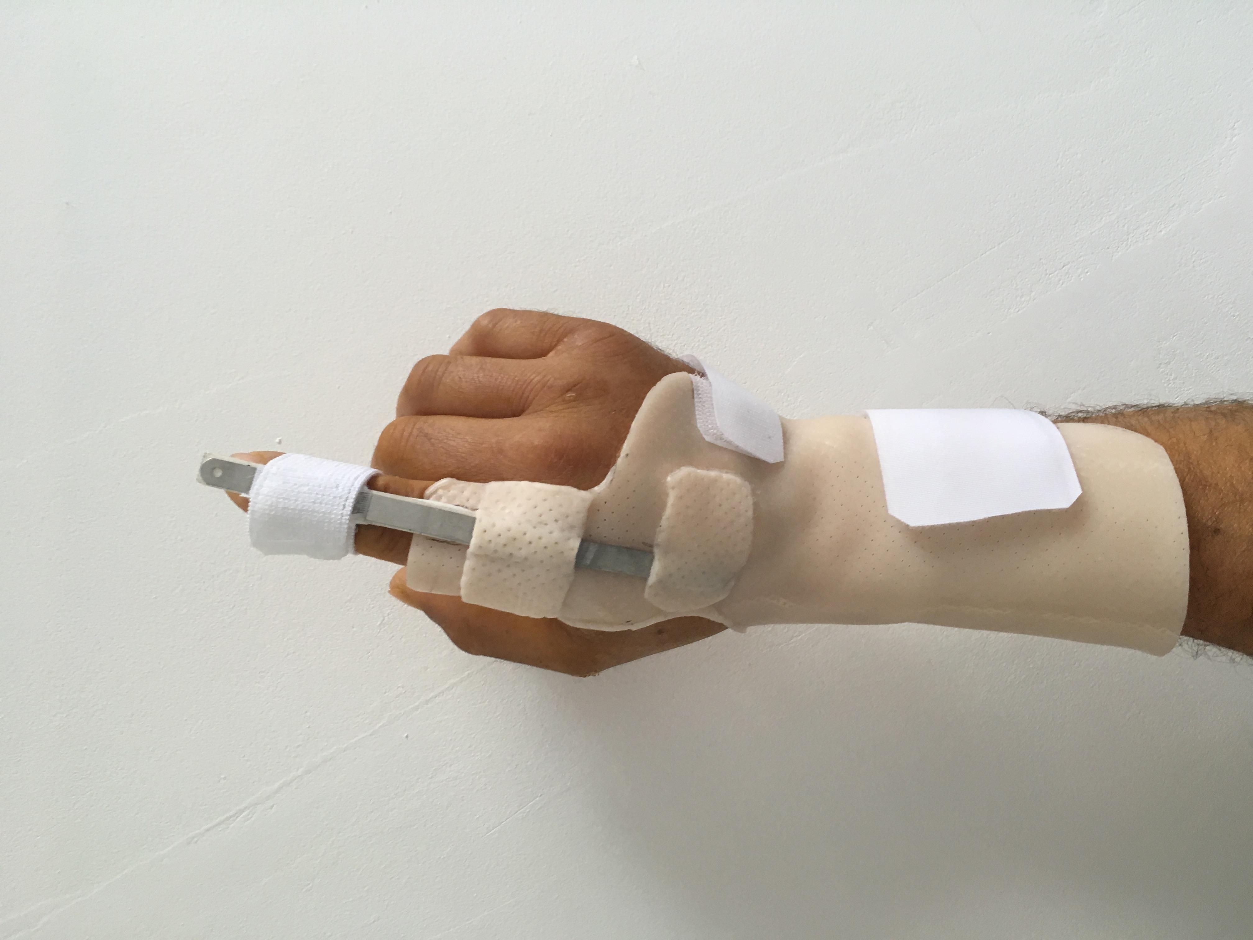 Orthèse de main 20